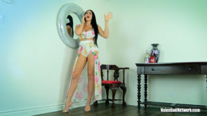 Skyla Novia in a Femdom Fetish video