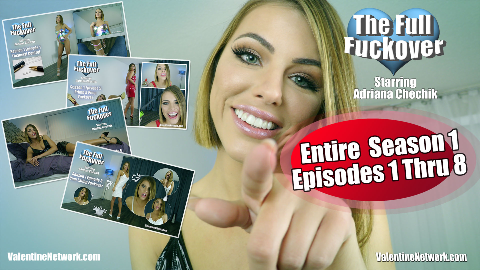 An Adriana Chechik video series