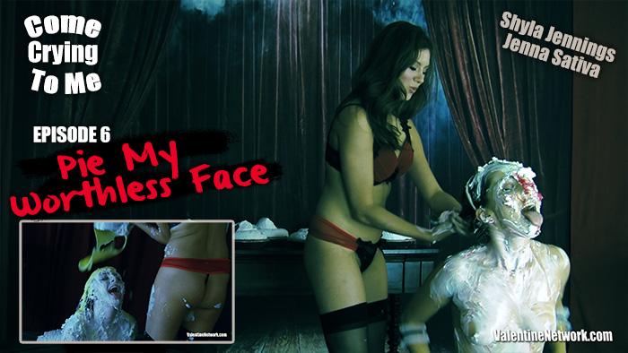 Jenna Sativa fetish video