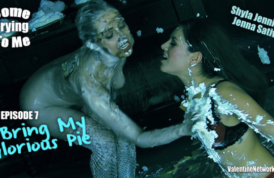 Bring My Glorious Pie. Episode 7 of Come Crying To Me