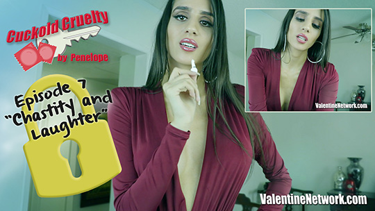 Chastity And Laughter (episode 7 season 1 of Cuckold Cruelty)