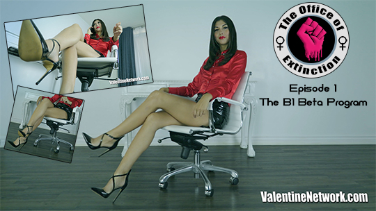 The Office Of Extinction (episode 1) The B1 Beta Program