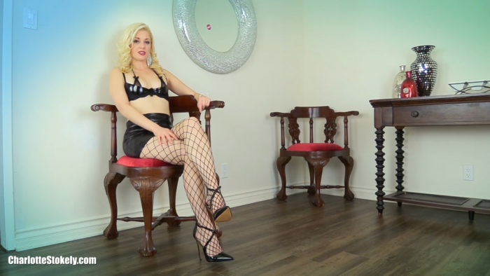 Charlotte Stokely Foot Fetish