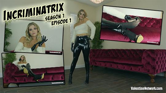 Teasing And Extracting (Season 1 Episode 1 of Incriminatrix)