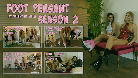 Foot Peasant - Full Season 2