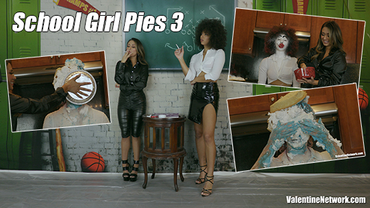 School Girl Pies 3