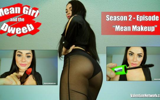 Mean Makeup. Mean Girl and the Dweeb (season 2 episode 6)