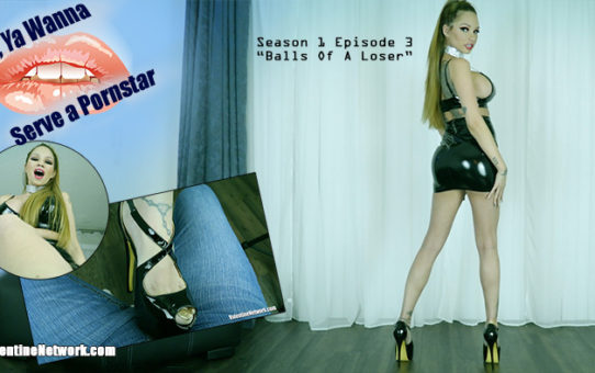 Balls Of A Loser. So you Wanna Serve - Season 1 Episode 3