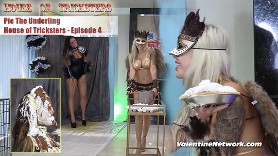 Pie The Underling. House of Tricksters. Episode 4