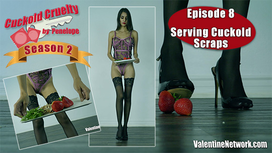 Serving Cuckold Scraps - Cuckold Cruelty (Season 2 episode 8)