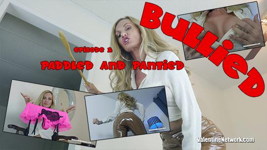 Bullied (Episode 2) Paddled And Pantied