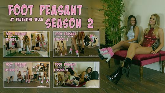 Foot Peasant - Full Season 2